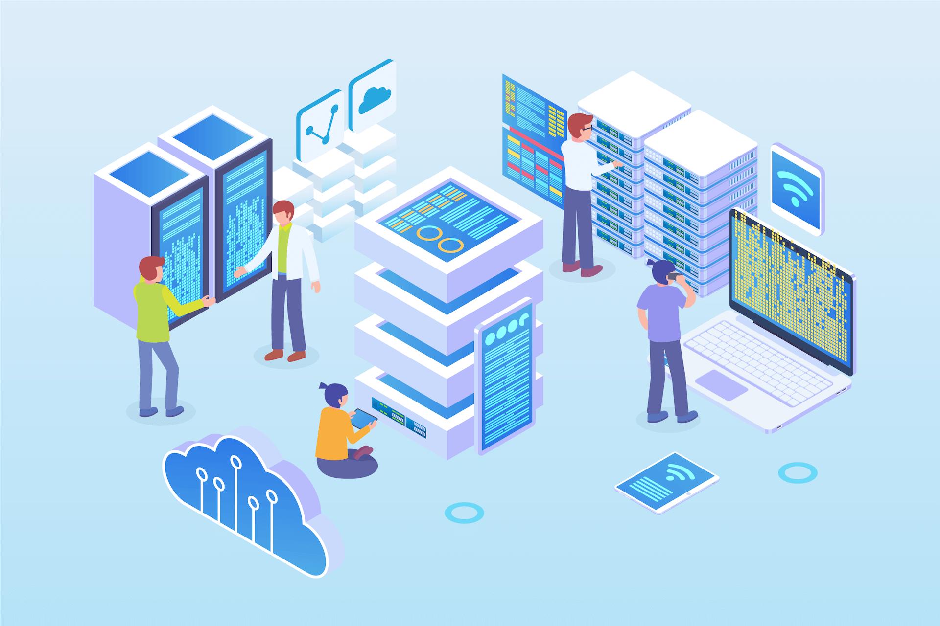 Database-Server-OM